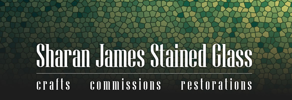 Sharan James Stained Glass